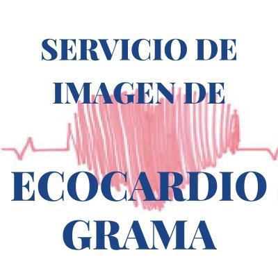 Servicio de Imagen de ECOCARDIOGRAMA