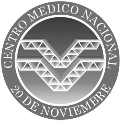 """Centro Médico Nacional """"20 de noviembre"""""""