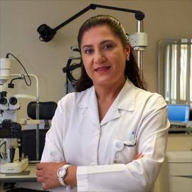 Dra. Tannia Llerena, Oftalmología