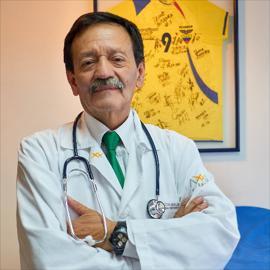 Dr. Iván Patricio Maldonado Sanmartín, Medicina del Deporte