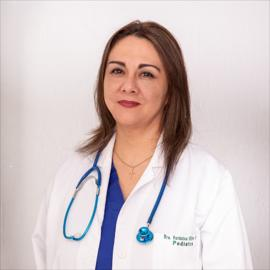Dr. Verónica Katherine Oliva Velasco, Pediatría