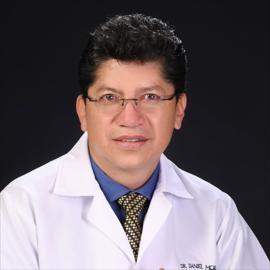 Dr. Daniel Morales Fiallos, Cirugía del Aparato Digestivo
