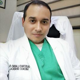 Dr. Luis Gustavo Lasso Barzallo, Medicina General