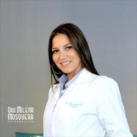 Dra. Milena Mosquera, Ortodoncia