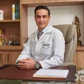 Dr. Henry Gaibor  Barba , Cirugía General y del Aparato Digestivo
