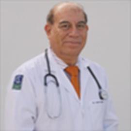 Dr. Harold Francisco Aguirre Herrera, Medicina Interna