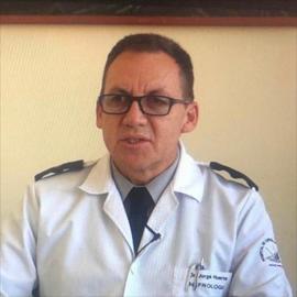 Dr. Jorge  Huertas Garzón, Nefrología