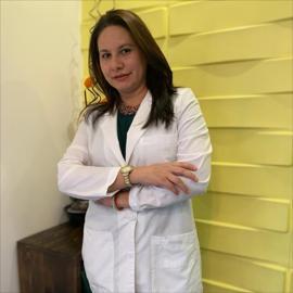 Dra. Maryuri Janeth Vélez Ponce, Mastología