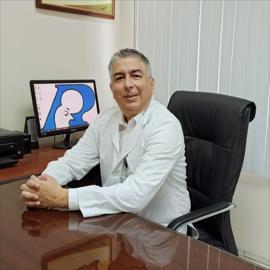 Dr. Rodolfo Rodriguez Moreira, Ginecología y Obstetricia