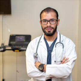 Dr. Luis Javier Silva Uvidia, Rehabilitación Cardíaca