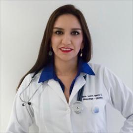Dra. Lucía Mena Castañeda, Ginecología y Obstetricia