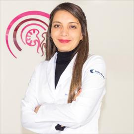 Dra. Jennifer  Calero Bravo, Nefrología Pediátrica