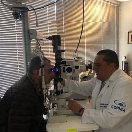 Dr. Rodrigo Xavier Jaramillo Lara, Oftalmología