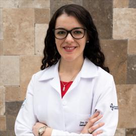 Dra. Carla Fernández, Gastroenterología