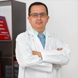 Dr. Daniel  Robalino Barzallo, Cirugía General