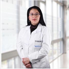 Dra. Alexandra   Toala  Tubay , Medicina Interna