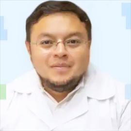 Dr. Flavio  José  Navarrete  Yánez , Ginecología