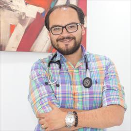 Dr. Andrés Contreras, Medicina Interna