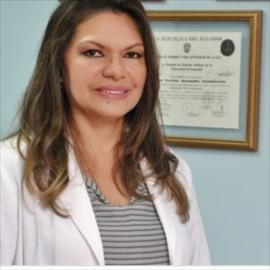 Dra. Victoria Ronquillo, Neurocirugía