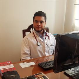 Dr. Juan  Coba Mogollon, Medicina General