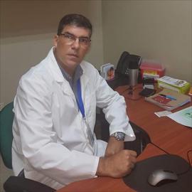 Dr. Ernesto  Tabares Cruz, Psiquiatría