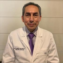 Dr. Vinicio Balseca, Urología