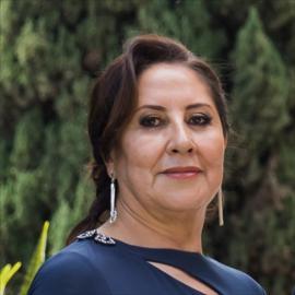 Dra. Gladys  Rubio Medina, Mastología