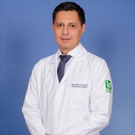 Dr. Carlos Riofrío, Cirugía Oncológica