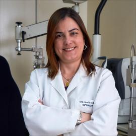 Dra. Maria Freile, Oftalmología