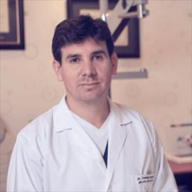 Dr. Christian Marcelo Sancho Pontón, Segmento Anterior