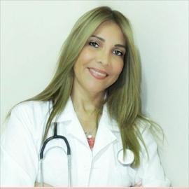Dra. María Luisa Arias Loyola, Ginecología