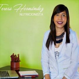 Dra. María Teresa Hernández Yépez, Nutrición