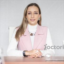 Dr. Daniela Encalada Torres, Nutriología