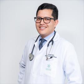 Dr. Gabriel Buitrón, Cirugía Vascular