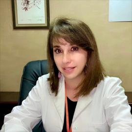 Dra. Grace Chiriboga, Oftalmología