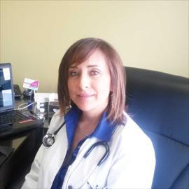 Dra. Ana Vinueza, Gastroenterología