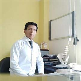 Dr. Carlos Rodrigo Bassante Núñez, Medicina del Deporte