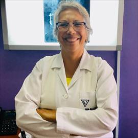 Dra. Gladys Pavón, Ortopedia y Traumatología