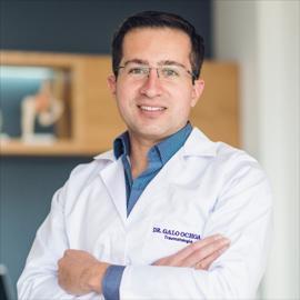 Dr. Galo Ochoa, Ortopedia y Traumatología