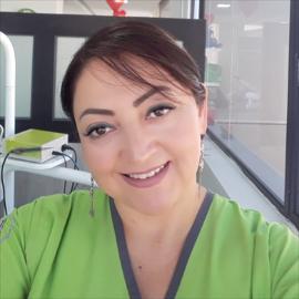 Dra. Mónica Collantes, Odontología