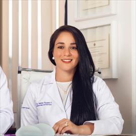 Dra. Saine   Touma Castro, Medicina Estética