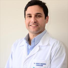 Dr. Andrés Navarro, Cardiología Intervencionista