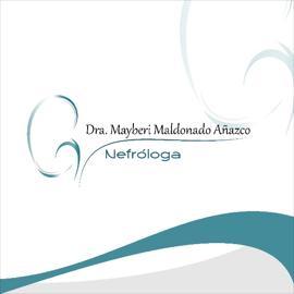 Dra. Mayberi Del Cisne Maldonado  Añazco , Nefrología