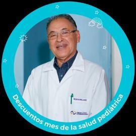 Dr. Alfredo Castro Cevallos, Neurocirugía Pediátrica