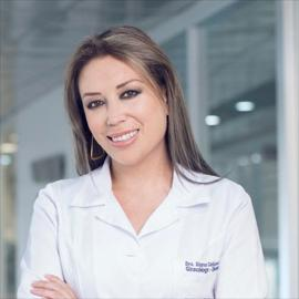 Dra. Diana Cañizares, Ginecología y obstetricia