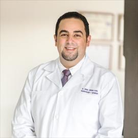 Dr. Fabián Daniel Cordero Puyol, Ortopedia y Traumatología