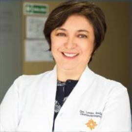 Dra. Lorena  Arellano Aviles, Otorrinolaringología