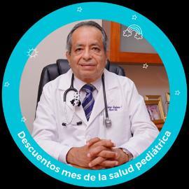 Dr. Jorge Felipe Quijano Santana, Pediatría