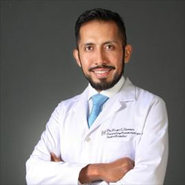 Dr. Hugo Santiago Barros Moreta, Cirugía de Hombro