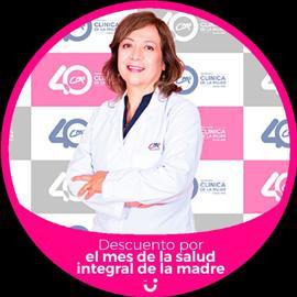 Dr. Eliana Josefina Felix Lastra, Colposcopia